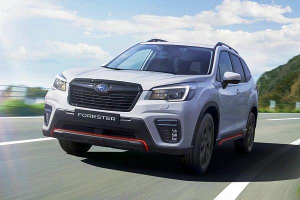 Subaru Forester Sport 2020 года