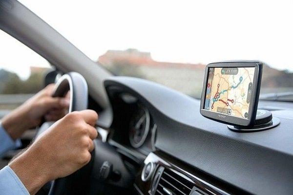Навигационный сервис для автомобиля