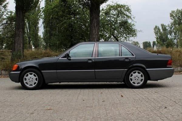 Представительский Mercedes-Benz W140 1992