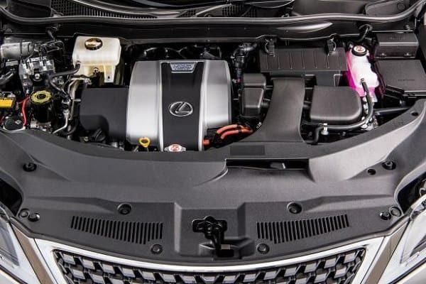 Двигатель Lexus RX 350 2020 года