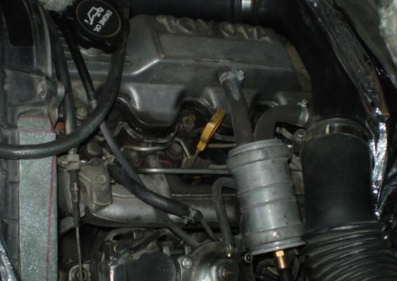 Почему сапунит дизельный двигатель и как устранить неисправность