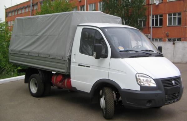 Типы грузовиков для грузоперевозок