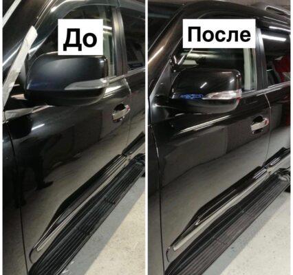 Полировка автомобиля: какой вид выбрать?